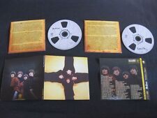 BEATLES, Rubber Tapes/Studio Sessions + Outakes, 2x CD Mini LP, EOS-373