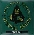 Special Herbs, Vols. 9+0 by MF Doom (Vinyl, Feb-2015, 3 Discs, Nature Sounds)
