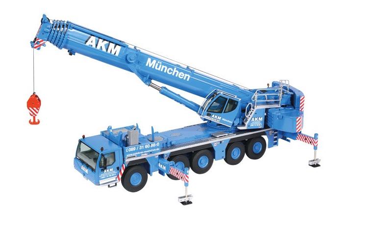 NZG 1  50 échelle 959 01 LIEBHERR LTM 1250 5.1, grue mobile AKM  la meilleure offre de magasin en ligne