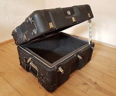 US Army Military CASE Transportbox Transportkiste Kiste Outdoor Koffer oliv