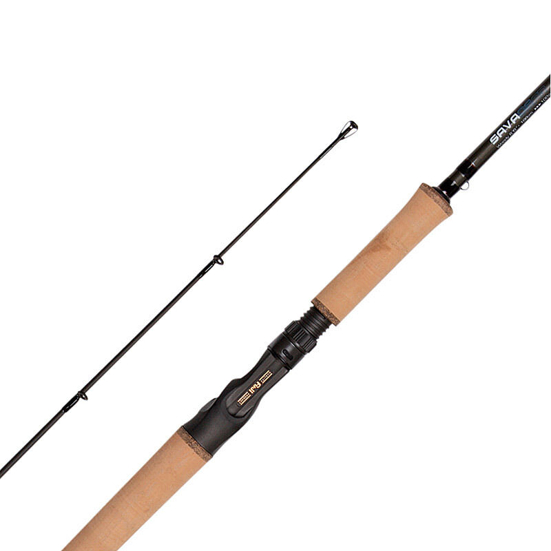 Savage Gear Woody Light 6ft6 Rod Spinning Jerkbait 100g Fishing Rod