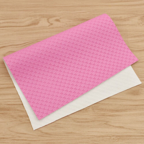 A4 Glitter Synthetic PU Leather Fabric DIY Material Sewing Supply for Bag Shoes