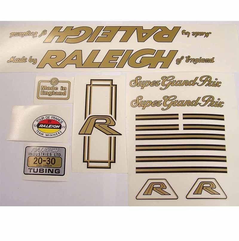 Raleigh súper Grand Prix Años 70 Para Campagnolo
