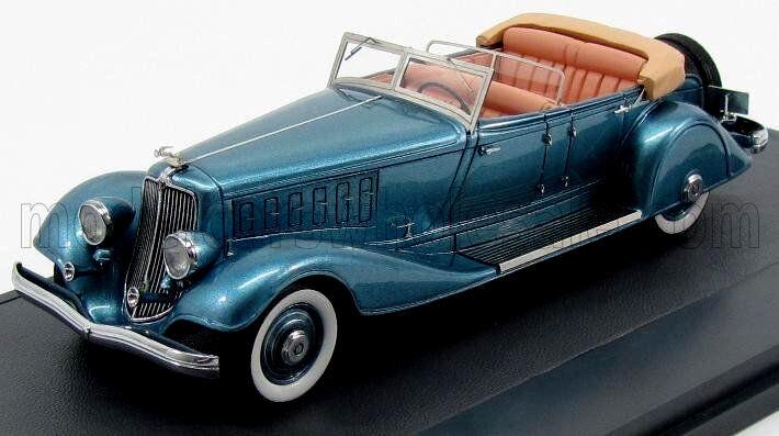 Maravilloso MODELCoche Chrysler Imperial personalizado de cinco pasajeros Phaeton - 1 43 - Ltd.