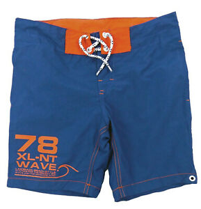 Boys-Swimming-Shorts-Mesh-Inner-Elasticated-Waist-Band-Pocket-Detail
