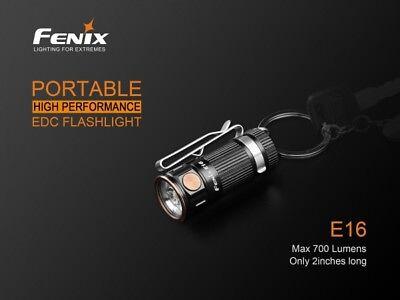 Obligatorisch Fenix E16 Led Taschenlampe Cree Xp-l Hi Led 700 Lumen Bis 142m Reichweite Perfekte Verarbeitung Camping & Outdoor Taschenlampen