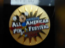 Disney Trading Pins 31767 Mickey's All-American Pin Quest - Completer Pin