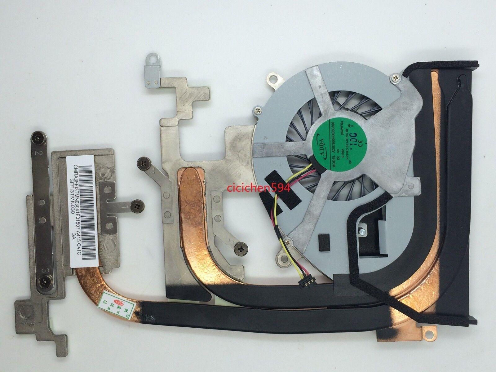 NEW Sony Vaio SVF15N1L2ES SVF15N1C5E SVF15N25CXS SVF15N26CXB Fan With Heatsink
