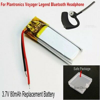 Replacement Battery For Plantronics Voyager Legend Bluetooth Headset Ahb480832pk Ebay