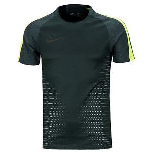 1899e139fcfa Nike Men s AS DRI-FIT CR7 Squad Training Top Shirts Jersey Green ...