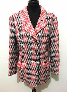 e3b8ea0a39a TAILORING VINTAGE  70 Women s Jacket Wool Tweed Woman Blazer Sz. L ...