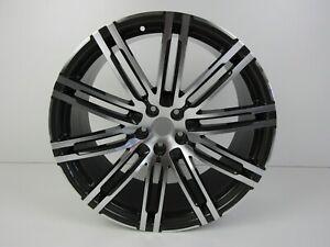 55-TOP-ORIG-Porsche-95B-Macan-Felge-Rad-034-911-Turbo-Design-034-9J-x-21-ET26-titan