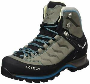 9c74f6553a9 Details about SALEWA MOUNTAIN TRAINER Mid GTX GoreTex WATERPROOF Hike  BACKPACK BOOT Women sz 8