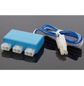 Kato-24-827-Cable-Rallonge-3-Sorties-3-Way-Extension-Cord-90cm-N-amp-HO