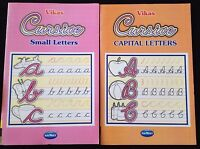 Cursive Alphabet handwriting upper lower case Copy writing Activity Book ages