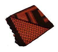 Shemagh, Red & Black, Red Rock Outdoor Gear, Arab Scarf Keffiyeh Bandana