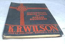 1949 1950 1951 FORD MERCURY - K R WILSON ORIGINAL CATALOG OF SERVICE TOOLS -