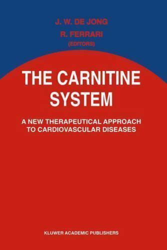 Carnitine System No. 162 : A New Therapeutical Approach to Cardiovascular Diseas