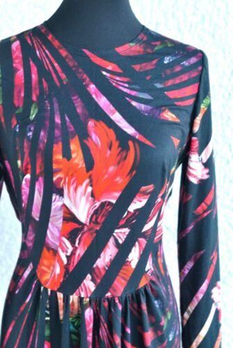 tubino 42 Bianco Corallo Handarb Abito Vestito Verde Rosa Jersey Rosso Nuovo 40 38 Nero xSnqB1w