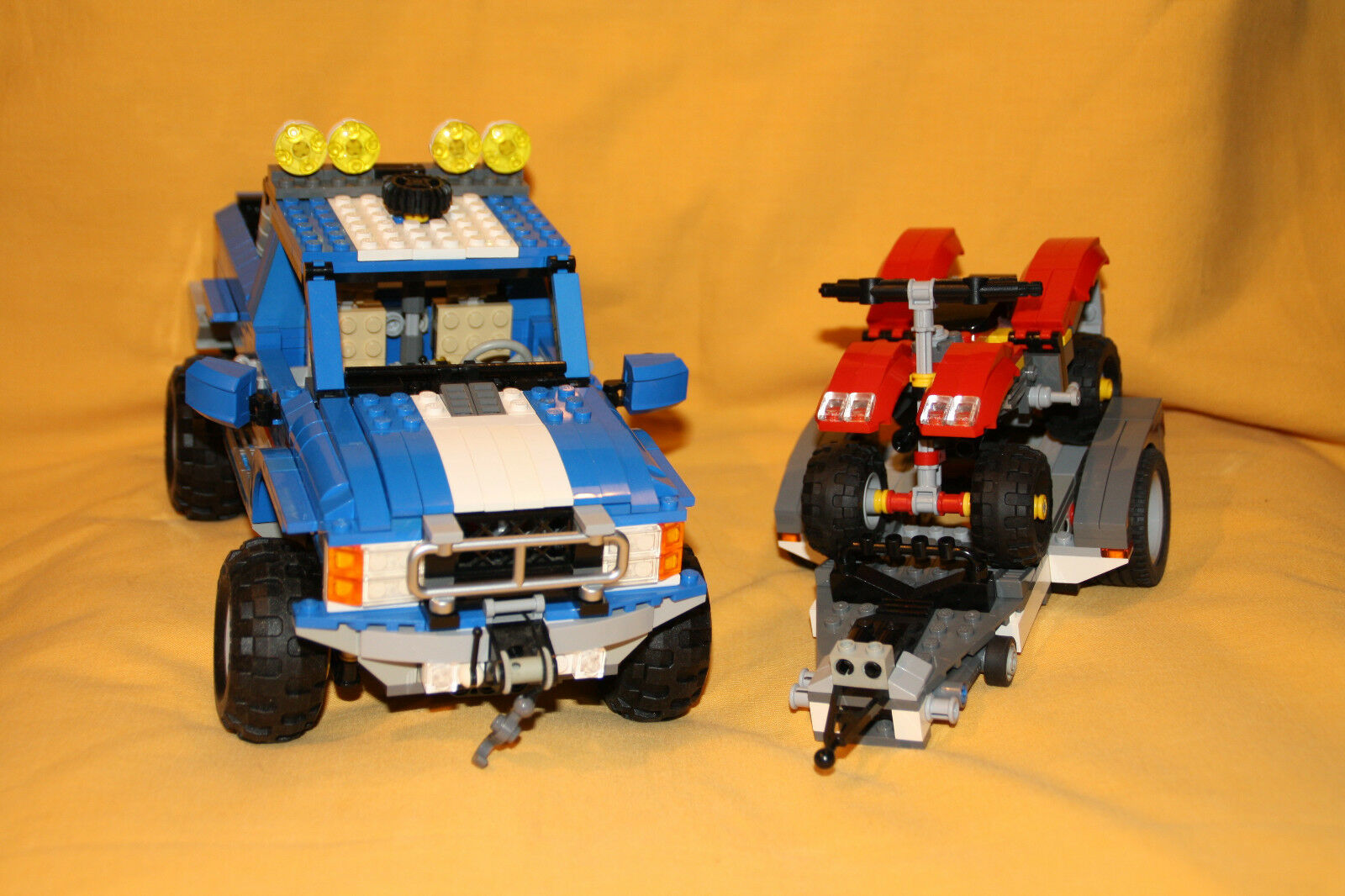 Lego creator sammlung konvolut auflösung offroad power 5893