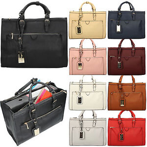 Image is loading SWANKYSWANS-Womens-Ladies-Premium-Designer-Work-Bag -Business- 5942762dcd42