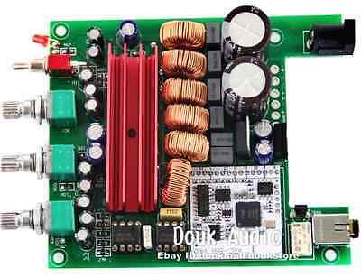 TPA3116 Bluetooth 4.0 Audio Receiver Digital Amplifier 2.1 Channel amp Board