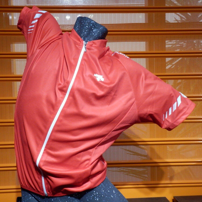 DESCENTE SIGNATURE Full Zipper Jersey