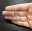 Natural-Topaz-Stone-Drop-Dangle-Earrings-18k-Yellow-Gold-for-Women-and-Girls thumbnail 4