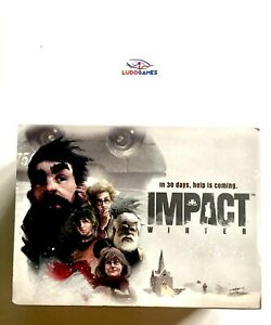 Impact-Winter-Press-Kit-PS4-Xbox-One-Presse-Mint-State-Unpublished-Matiere