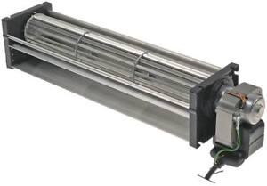 Cross-Flow-Fan-TGA-45-1-300-20-Connection-Flat-Plug-6-3mm-19mm-45mm-28W