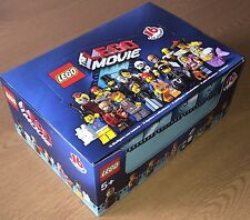 The LEGO Movie Series - Collectible Minifigures - Sealed Box of 60 CMF MISB