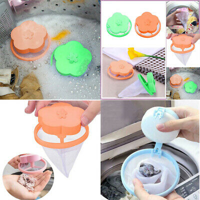 Hot Floating Pet Fur Catcher Filtering Hair Removal Device Wool Cleaning Tools