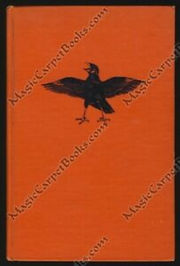 1941-RAFF-THE-JUNGLE-BIRD-Talking-Birds-MYNA-Raffles-ILLUSTRATED-First-Edition