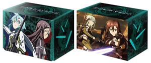 Anime Deck Box Case: Sword Art Online - Kirito, Sinon (Yugioh, TCG, CCG)