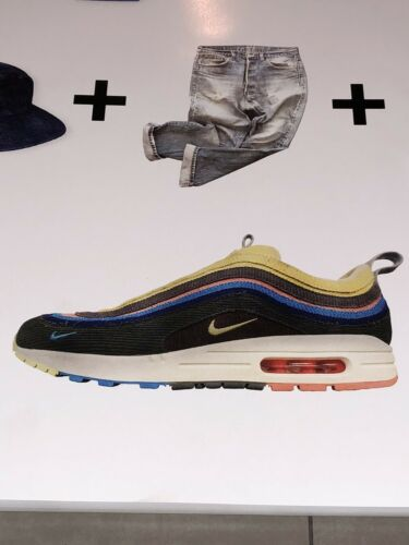 NIKE AIR MAX 1//97 VF SW SEAN WOTHERSPOON Poster AJ4219-400