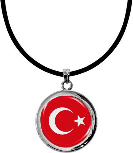 Remolque de cadenas//Turquía//silicona banda con cierre de plata