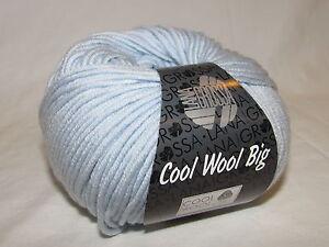 Fb Cool Wool Big Lana Grossa Wolle Kreativ 980 veilchenblau 50 g