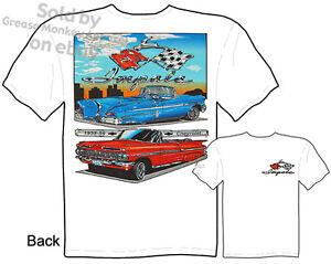 58-59-Impala-T-Shirts-1958-1959-Chevy-T-shirt-Custom-Car-Tee-Sz-M-L-XL-2XL-3XL