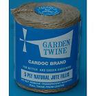Cardoc Spool Natural Jute Fillis Garden Twine - 5ply 400g
