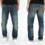 Nudie-Herren-Regular-Straight-Fit-Jeans-Hose-B-Ware-Neu-Blau-Schwarz Indexbild 32