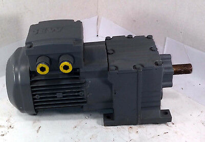 1 New Sew R17dr63m4 Gear Motor 54 Ip Nnb ***make Offer*** Met De Nieuwste Apparatuur En Technieken