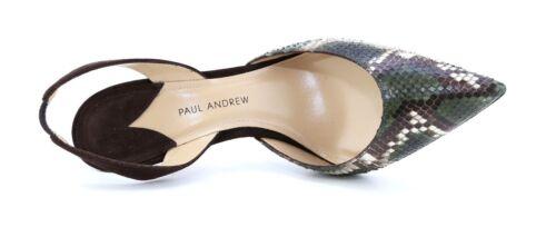 Python 1832 Hakken Dames Andrew Militair Aw Paul Slingback Maat 37 n8m0Nw