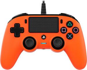 Nacon-Wired-Controller-Orange-Playstaiton-4