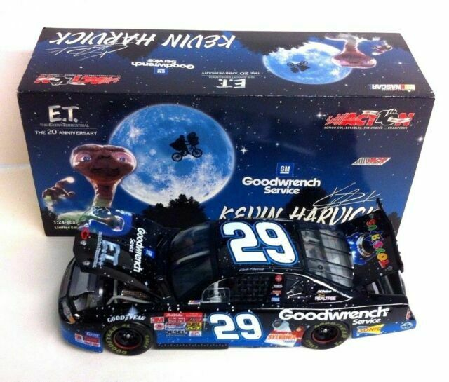 Limited Edition 1 of 22,860 Nascar Kevin Harvick #29 2002 Monte Carlo ET 20th Anniversary