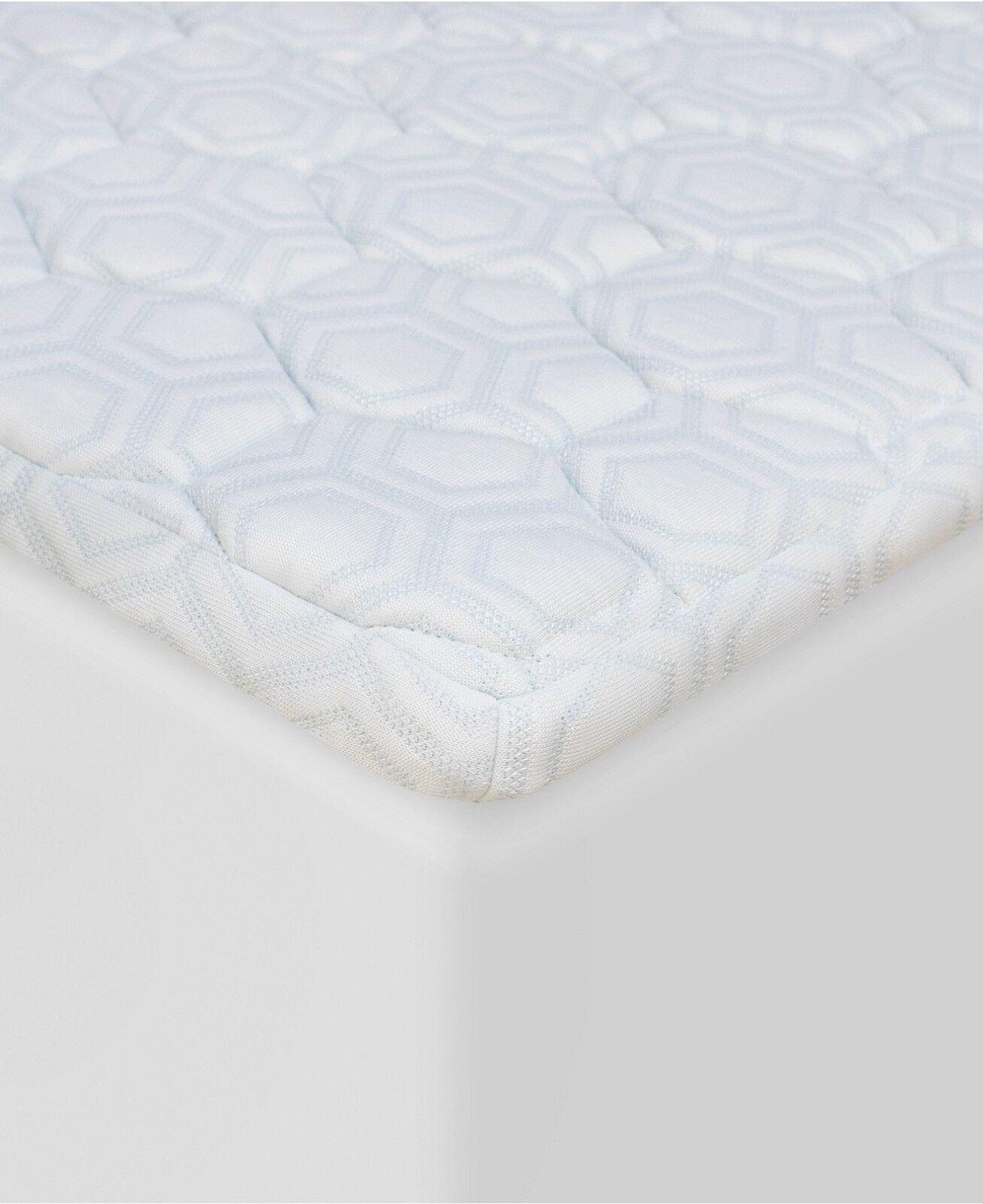 SensorGel Twin Mattress Topper 1.5  Memory Foam Luxury iCOOL E96118