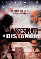 Asesinato a Distancia (DVD, 2008) New W/English Subtitles