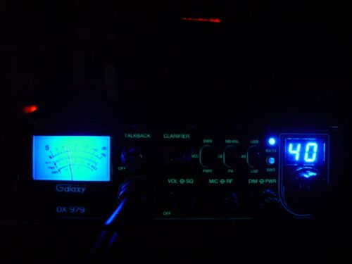 SKIP TALKING^^^SKY WALKER GALAXY DX-979 CB,AM//SSB,SUPERTUNED 30-40 WATTS,
