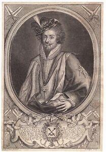 Portrait-XVIIe-Philippe-Emmanuel-de-Gondi-Comte-de-Joigny-Marquis-de-Belle-Ile