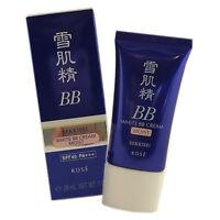 Us Track Kose Sekkisei White Bb Cream Moist Spf40 Pa+++ (01, 02, 30g)