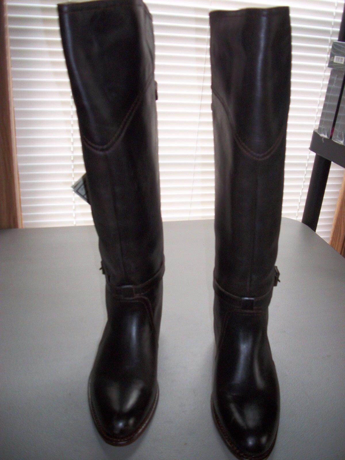 170d7078964 Frye Dorado Riding, Size Size Size 7.5 M,Dark Brown, New In Box ...